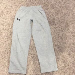 Boys Under Armour Sweat Pants